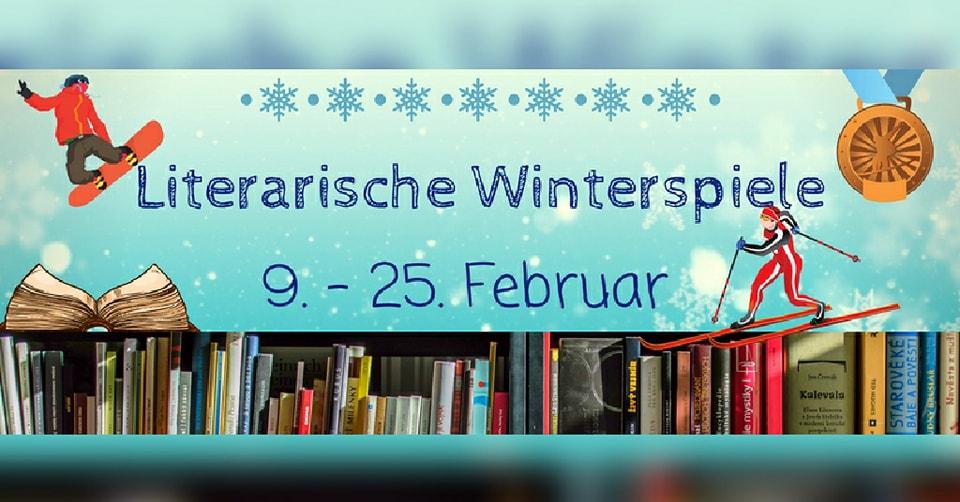 Die Literarischen Winterspiele vom 9.-25. Februar