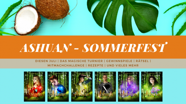 Ashuan Sommerfest: Mach mit!