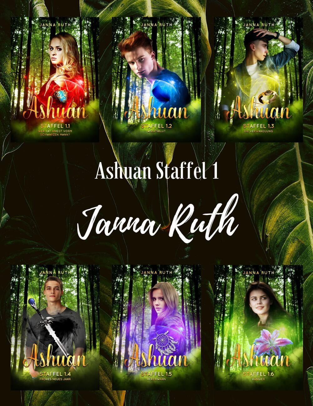 Ashuan Staffel 1