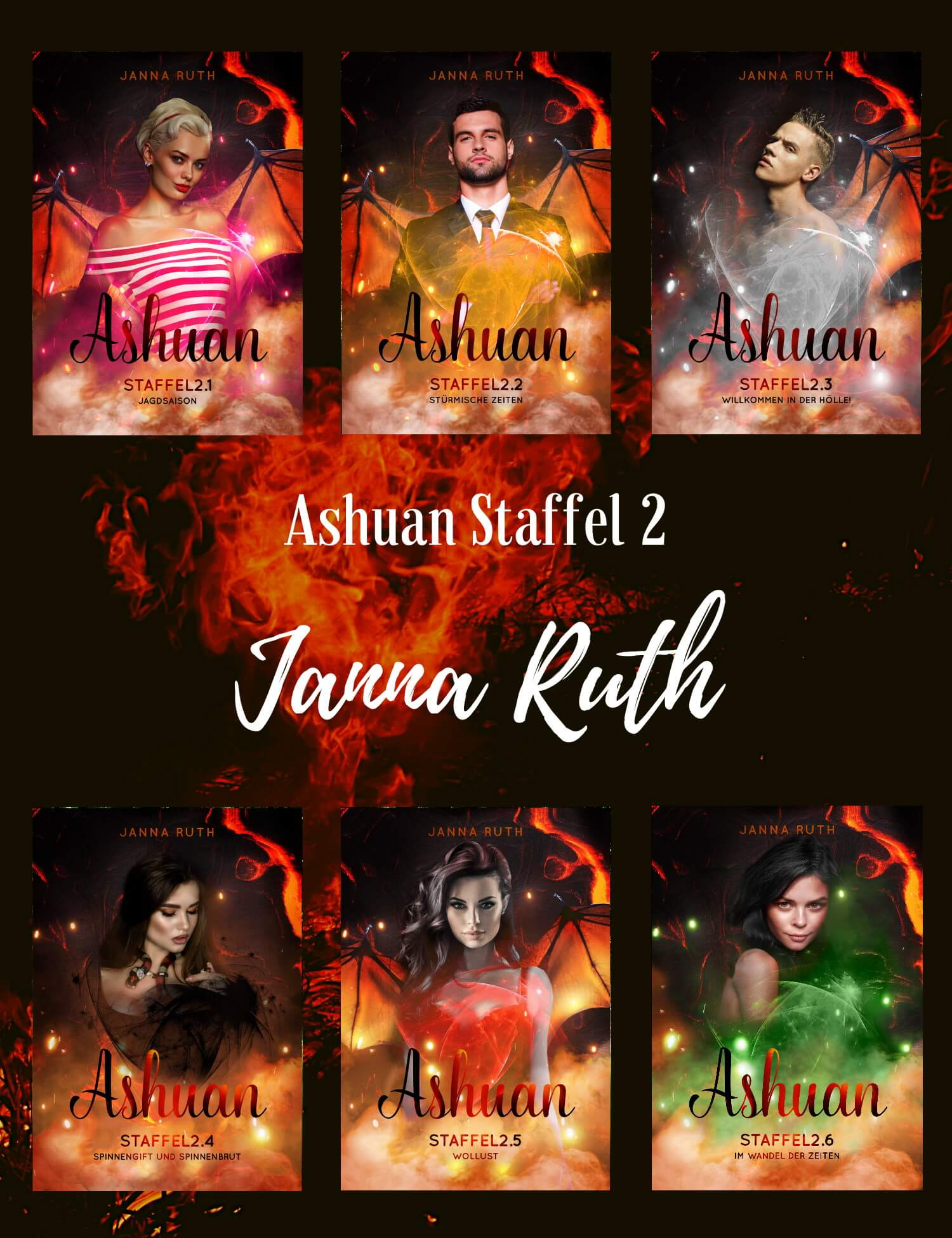 Ashuan Staffel 2