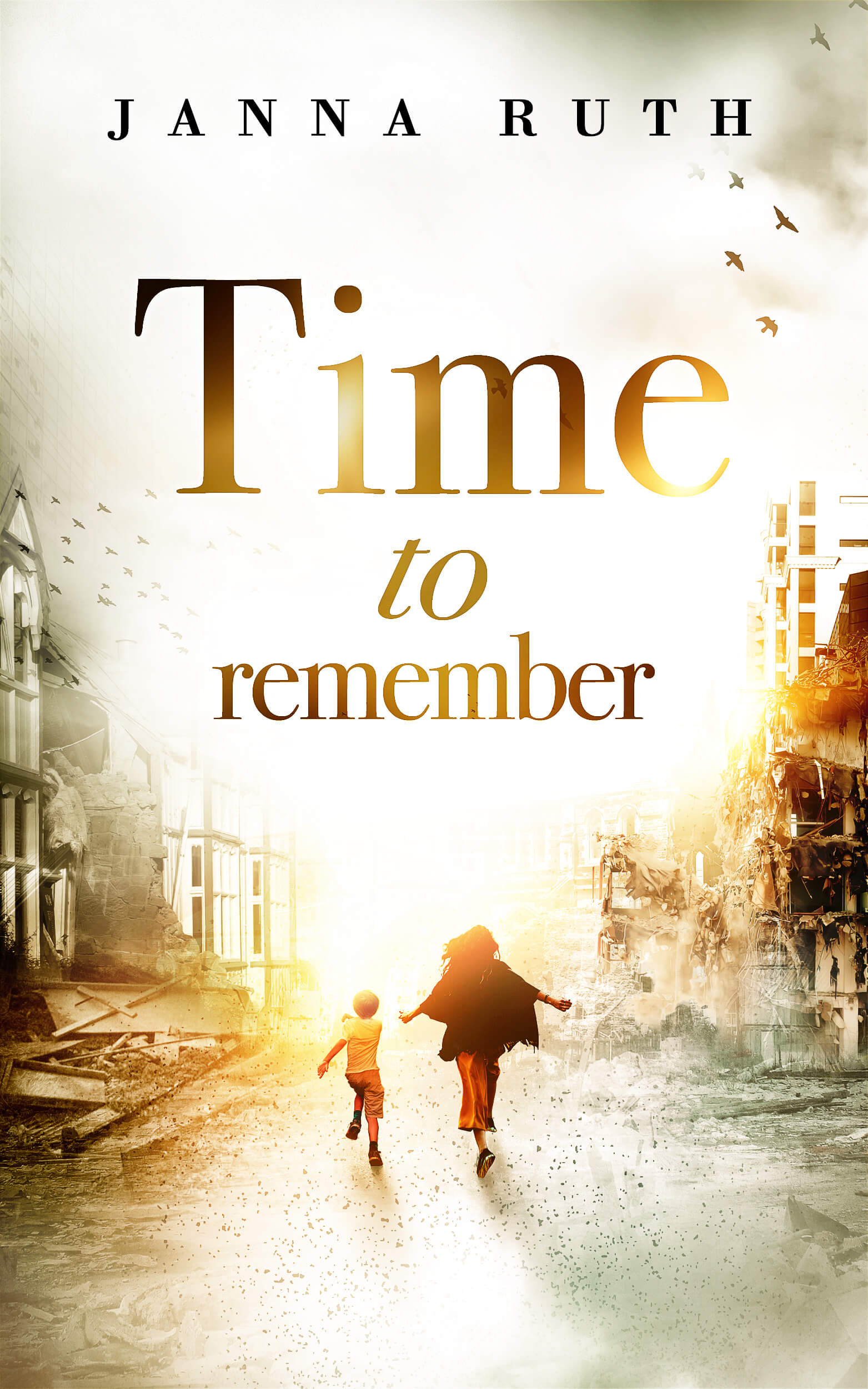 Time to Remember - eBook Small